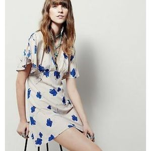 Free People Pearl Melanie Mini Dress